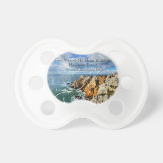 Shema Prayer Baby Pacifier (soother)