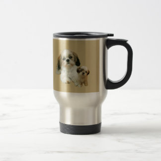 Shih Tzu Buddies Travel Mug