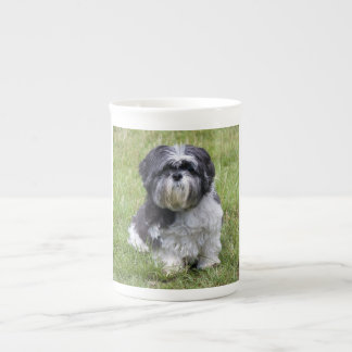 Shih Tzu dog beautiful cute photo bone china mug
