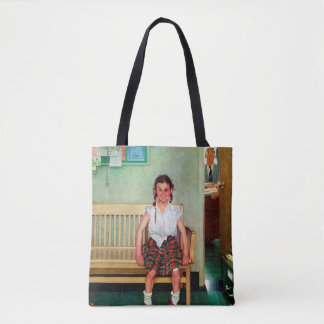 Shiner or Outside the Principal's Office Tote Bag