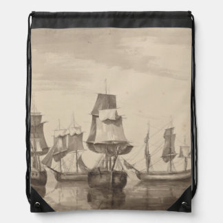Ships of 26th June 1776 Backpack
