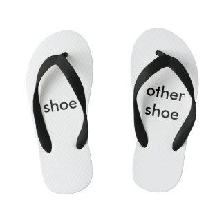 Shoe Shoes! Flip Flops