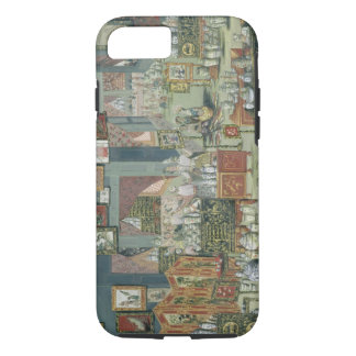 Shop Selling Chinese Goods, mid-18th century (cera iPhone 7 Case