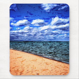 Shores of Lake Superior Mouse Pad