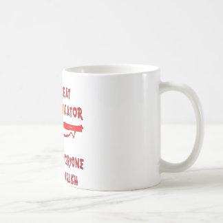 Shotgun Great Communicator Everyone Speaks English Basic White Mug