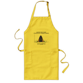 Showcase Your Statistical Significance Statistics Long Apron