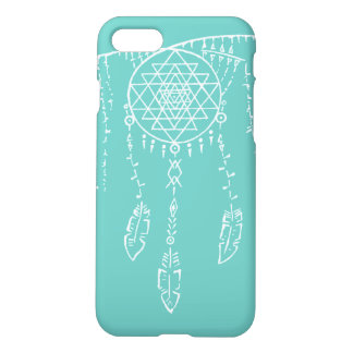 Shri Yantra / Dream Catcher iPhone 7 Plus Case