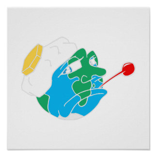 sick planet poster