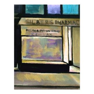 Silbers-pharmacy 21.5 Cm X 28 Cm Flyer