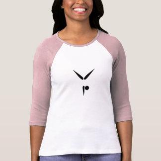Simple Tumbler Gymnast Gymnastics Symbol Shirt