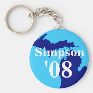 Simpson '08 Key Chain