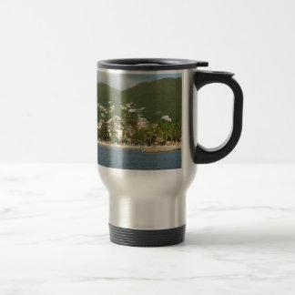 Simpson Bay St. Maarten Stainless Steel Travel Mug