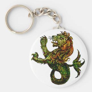 Singa-Laut Keychain