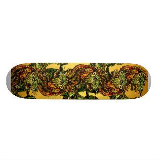 Singa-Laut Light Skateboard