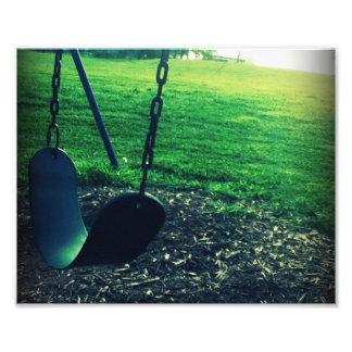 Single Swing Photograph