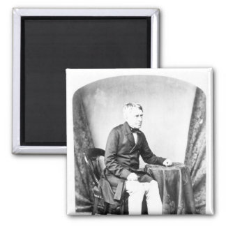 Sir George Biddell Airy Square Magnet