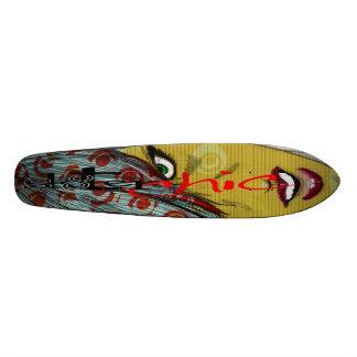 sk8ter chic 20 cm skateboard deck