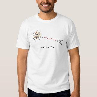 Sketchfighter 4000 Alpha Shirts