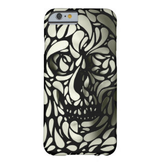 Skull 5 barely there iPhone 6 case