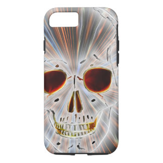 Skull Horror Gothic iPhone 7 Case