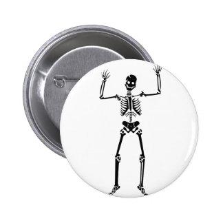 Skull Pin (Halloween)