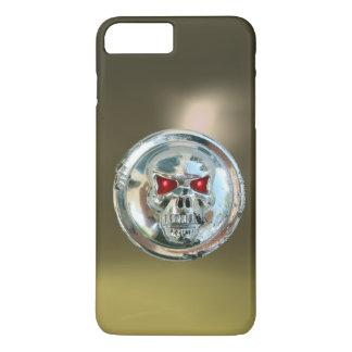 SKULL RIDERS grey iPhone 7 Plus Case