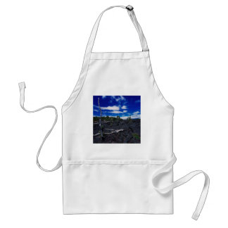 Sky Chain Of Craters Standard Apron