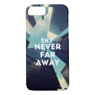 Sky never far iPhone 7 case