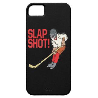 Slap Shot iPhone 5 Cover