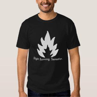 Slight. Burning. Sensation. Shirts