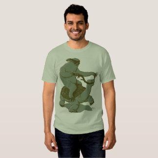 Sloth Riding a Turtle T Shirt