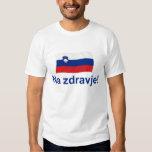 Slovenian Na zdravje! (To your health!) Tees