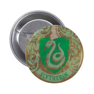 Slytherin Crest HPE6 6 Cm Round Badge