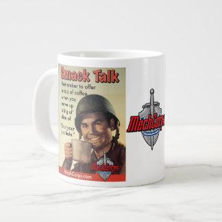 Smack Talk Mug Jumbo Mug