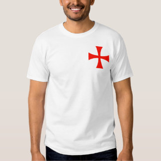 Small Knights Templar (Style C) T Shirts