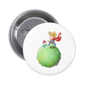 Small Prince 6 Cm Round Badge