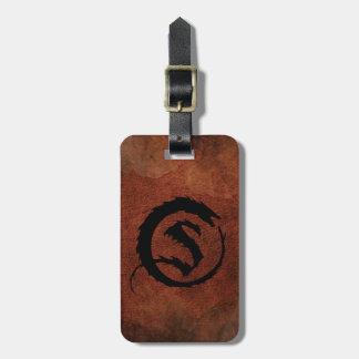 SMAUG™ Logo Bag Tag