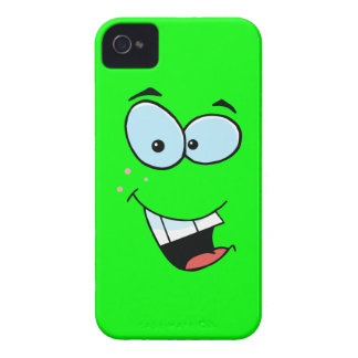Smiley Face Case-Mate iPhone 4 Cases