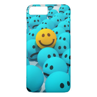 Smiley Face fun Image iPhone 7 Plus Case