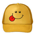 Smiley Face Hat