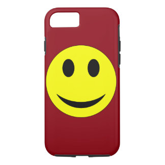 Smiley Face I phone 6 Case