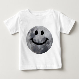Smiley Moon T Shirt