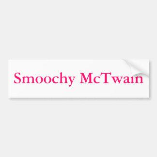 Smoochy Bumper Sticker