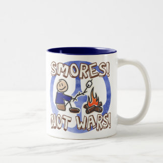 S'mores Not Wars Mug