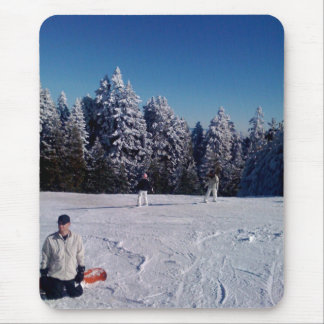 Snow Days Mouse Pad