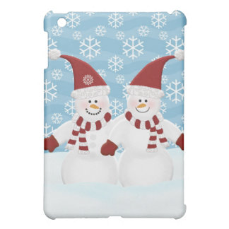 Snowman Pals iPad Mini Cases