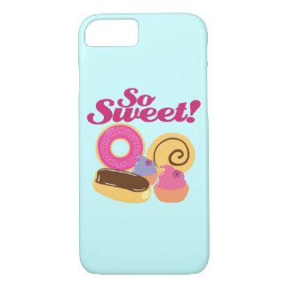 So Sweet Desserts iPhone 7 Case