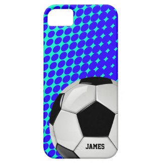 Soccer Ball Custom iPhone 5 Case