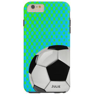 Soccer Ball Custom iPhone 6 Plus case
