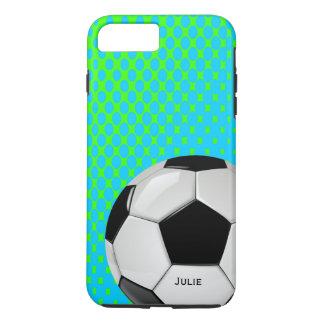 Soccer Ball Custom iPhone 7 Plus case